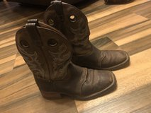 Men's 9 1/2 Leather Boots in Alamogordo, New Mexico