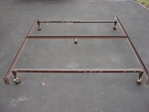 ADJUSTABLE THREE SIZE BED FRAME in Naperville, Illinois