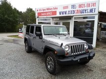 2013 Jeep Wrangler Unlimited Rubicon 4×4 Manual in Spangdahlem, Germany