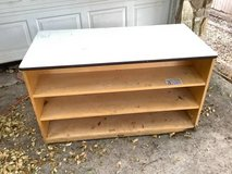 Two Sided Wood cabinet in Converse, Texas