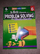 180 problem solving for 6th grade. NEW in Fort Leonard Wood, Missouri