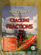 Minecraft : cracking fractions in Fort Leonard Wood, Missouri