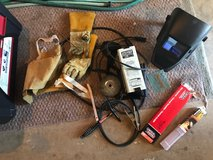 chicago electric welding 80 amp inverter arc welder and supplies in Yucca Valley, California