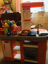 Smoby bubble XXL kitchen+ accessories in Lakenheath, UK