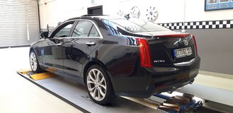 2014 Cadillac ATS4 - AWD - Premium Performance Edition in Spangdahlem, Germany