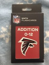 NFL Math Addition cards NEW in Warner Robins, Georgia