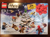 New Lego Star Wars Advent Calendar #75213 in Naperville, Illinois
