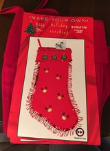 Make Your Own Stocking in Joliet, Illinois