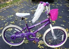 Barbie Dazzler Apollo Girls 2-wheeler bike 20 inches bicycle in Naperville, Illinois