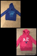 2 American Eagle outfitters hoodies in Tomball, Texas