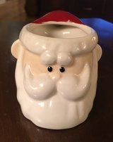 Santa Head Mug in Naperville, Illinois