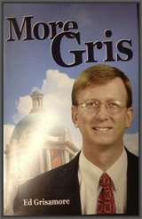 "Ed Grisamore - ""More Gris"" Book - Signed in Warner Robins, Georgia"