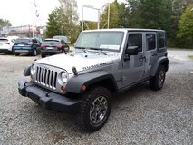 2013 Jeep Wrangler Unlimited Rubicon 4×4 Manual in Ramstein, Germany