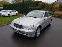 2003 AUTOMATIC Mercedes C180 STATION EAGON  * 2 YEARS NEW INSPECTION in Spangdahlem, Germany