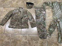 NEW Army ACU MultiCam Uniform & Combat Shirts in Converse, Texas