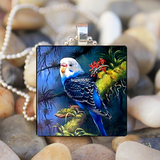 BEAUTIFUL BIRD NECKLACE (GLASS) in Fort Campbell, Kentucky