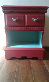 hand painted nightstand in Alamogordo, New Mexico
