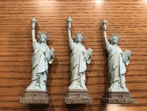 """3 New Statue of Liberty Ornaments - 5"""" Tall in Chicago, Illinois"""