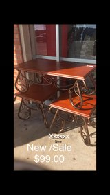 Set of Three (2 Night Stands and Coffee Table) (New)) in Fort Leonard Wood, Missouri