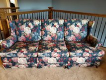Ethan Allen Queen Size Sleeper Sofa in Joliet, Illinois
