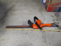 "Black & Decker Electric 18"" Hedge Trimmer in Oswego, Illinois"