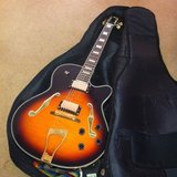 Stagg A300 Hollow-body Electric Guitar in Mobile, Alabama