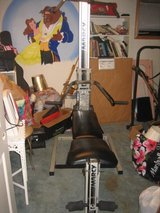 MARCY 200 lb weight machine in Bolingbrook, Illinois