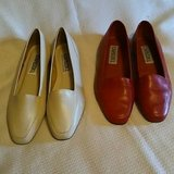 2pair bundle. Capezio Jenny Leather upper slip ons in Fort Riley, Kansas