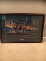 """""""Spring on the Greens"""" by Terry Redlin w/COA in Warner Robins, Georgia"""