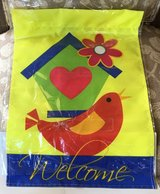 Garden Art Flag - New in Package in Conroe, Texas