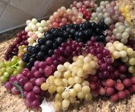 Faux Grapes Decorative Faux Grapes Multi Color SALE in The Woodlands, Texas