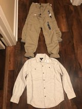GAP! Boys-Size 8 clothes--NWT in Glendale Heights, Illinois