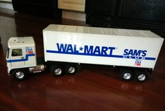 Semi Tractor Trailer Steel Toy Truck in Bolingbrook, Illinois