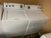 "GREAT WORKING ORDER WHIRLPOOL 27"" WASHER AND ELECTRIC DRYER (SET) in Fort Belvoir, Virginia"
