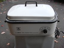 NESCO 18 QUART ROASTING OVEN in Bartlett, Illinois