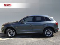 Certified Pre-Owned 2016 AUDI Q5 PREMIUM PLUS in Spangdahlem, Germany