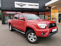 2012 D-Cab 4WD Tacoma TRD Sport 4WD Automatic *ACT FAST* in Spangdahlem, Germany