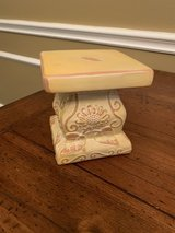 Southern Living at Home Tuscan Glazed Candle Stand in Tomball, Texas