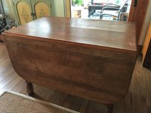 Very Nice Solid Wood Table in Beaufort, South Carolina