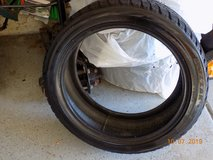 Snow tires set of four in Joliet, Illinois