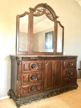 Dresser with matching Nightstand in Spring, Texas