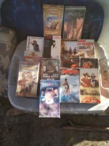 VHS MOVIES in Yucca Valley, California