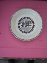 PEACAN PIE PLATE in Yucca Valley, California