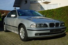 BMW 520i , YEAR 2000, One owner, Low milage, Always BMW dealer maintained in Ramstein, Germany