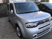 2014  Nissan Cube in Okinawa, Japan