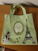 Laduree Paris Tote French Bulldog in Ramstein, Germany