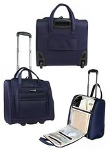 **NEW with Tags** 15-Inch Rolling Underseat Luggage in Cleveland, Ohio
