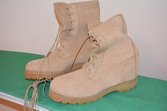 Boots, Military style Size 12.5 in Ramstein, Germany