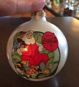 1960 Coca-Cola Ornament in Naperville, Illinois