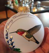 Hand Decorated Ornament in Naperville, Illinois